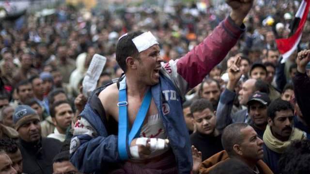 Ägyptens Opposition fordert mehr politische Mitsprache (Archiv)