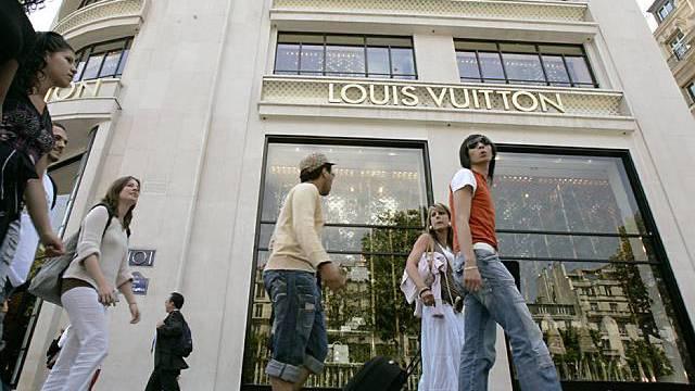 Künftig mehr geöffnet: Geschäft in Paris