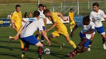 Bildergalerie FC Wohlen