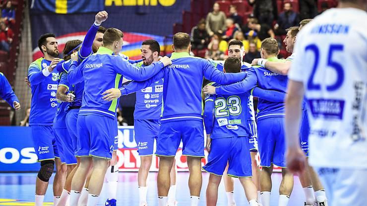 Vierter Sieg im vierten Spiel für Slowenien