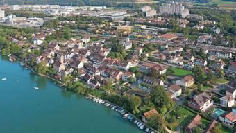 Landete weit vorne: Kaiseraugst belegt im Gemeinderating Platz 123 und ist somit die «beste» Gemeinde im Fricktal.