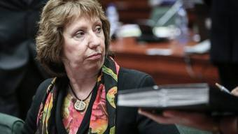 Die EU-Aussenbeauftragte Catherine Ashton