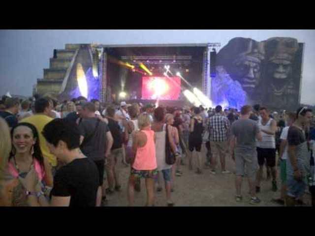«Liquid Soul» am Sonnentanz-Festival 2015