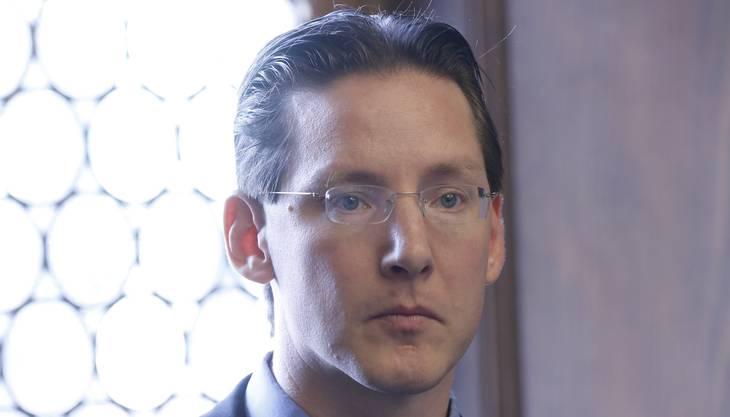 Luterbachs Gemeindepräsident Michael Ochsenbein