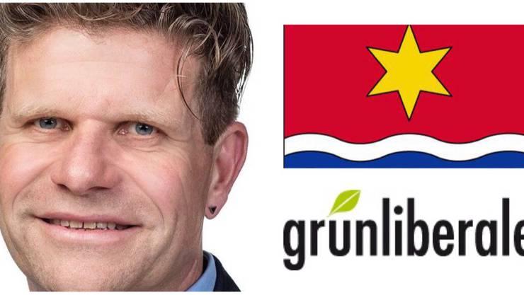 Martin Egloff & glp Logo