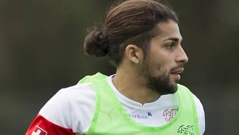 Wieder im Training mit Wolfsburg: Ricardo Rodriguez.