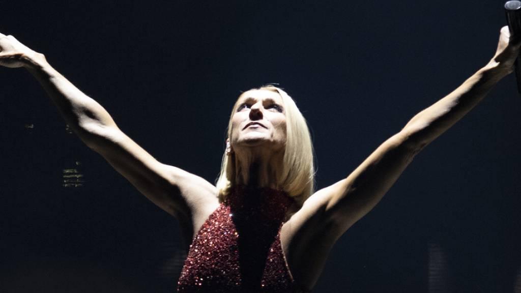 Céline Dion kommt nächstes Jahr nach Zürich und Nyon