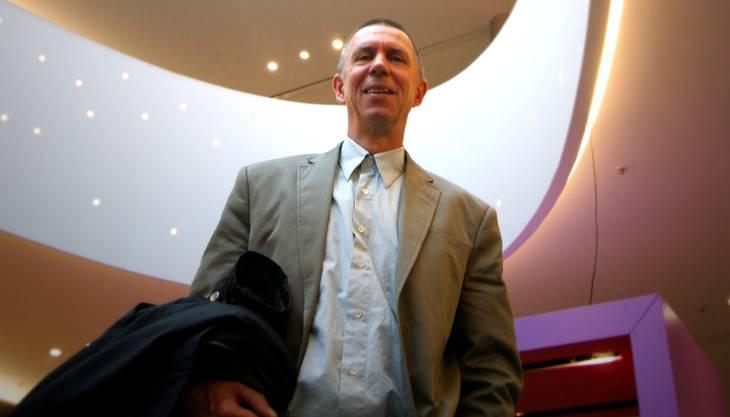Stefan Burkart leitet heute eine Informatikabteilung der Credit Suisse.