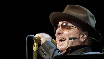 Bühne statt Tierarztpraxis: Van Morrison während eines Auftritts am Montreux Jazz Festival 2012