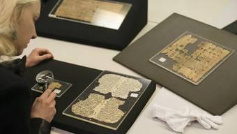 Papyrussammlung der Universität Basel  entschlüsselt