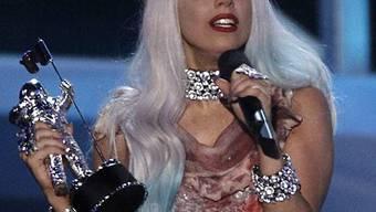 War an den MTV Music Video Awards für 13 Preise nominiert: Lady Gaga