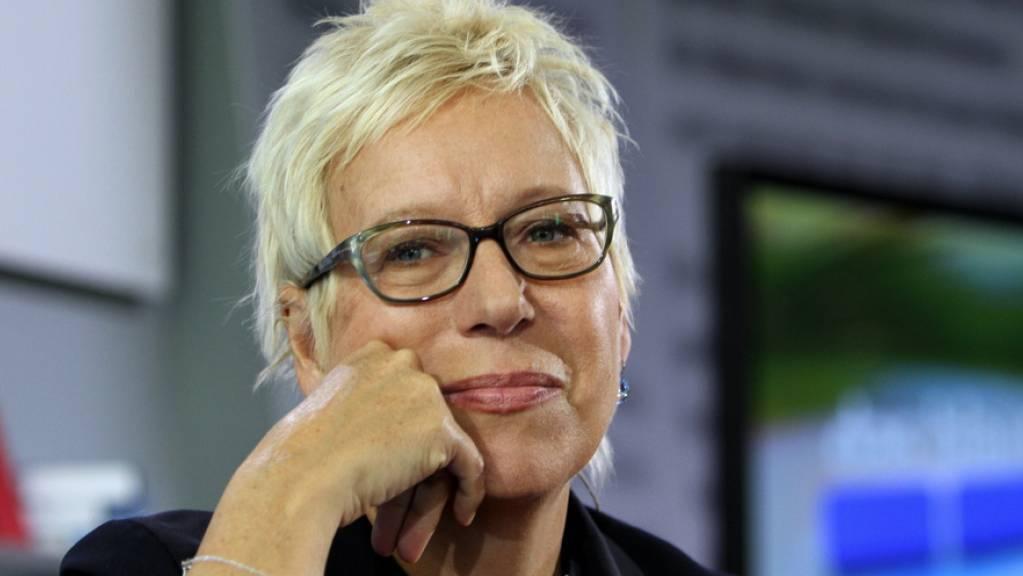«Jede Biografie ist erzählenswert»: Die deutsche Regisseurin und Autorin Doris Dörrie hält jedes Leben für spannend.