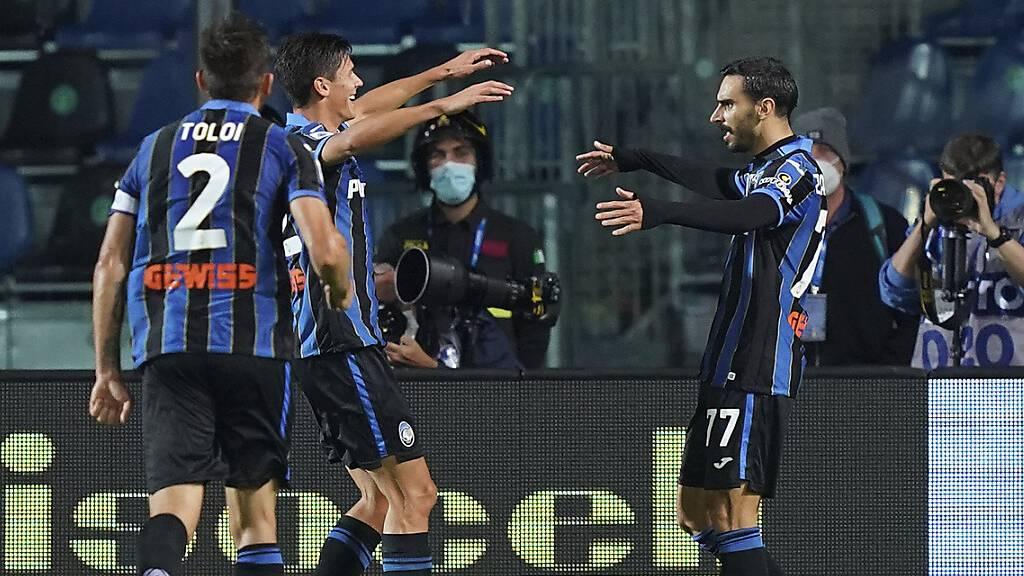 Heimsieg für Atalanta Bergamo