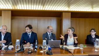 Nach dem Datenleck veröffentlichte der Genfer Stadtrat die Spesenliste seiner Mitglieder von 2007 bis 2017. (Archiv)