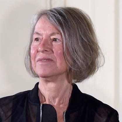 Louise Glück Frischgebackene Nobelpreisträgerin für Literatur
