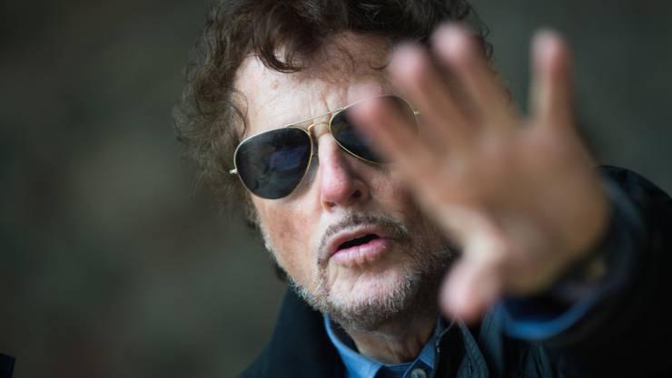 Hang zum Jähzorn: Dieter Wedel. Manchmal setzt der Regisseur seine Ausbrüche allerdings mit Kalkül ein. (Archivbild)