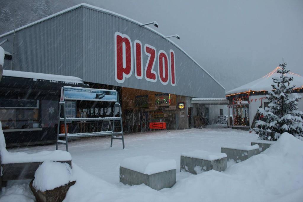 Auch auf dem Pizol hat es bereits geschneit. Dort wird im Dezember eröffnet.