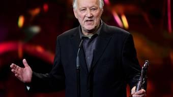 """Als Regisseur ist Werner Herzog hoch dekoriert. Jetzt agierte er für die """"Star Wars""""-TV-Serie """"The Mandalorian"""" wieder einmal als Schauspieler - und zeigte sich begeistert vom Dreh. (Archivbild)"""