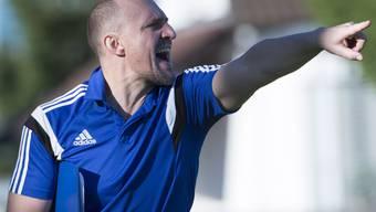 Patrick Bösch ist nicht mehr länger Trainer des FC Grenchen.