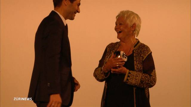 «Golden Icon»-Award für Judi Dench