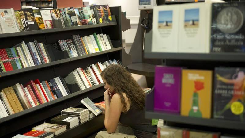 Im Rösslitor kann man vom 4. bis zum 17. September Bücher angeben.