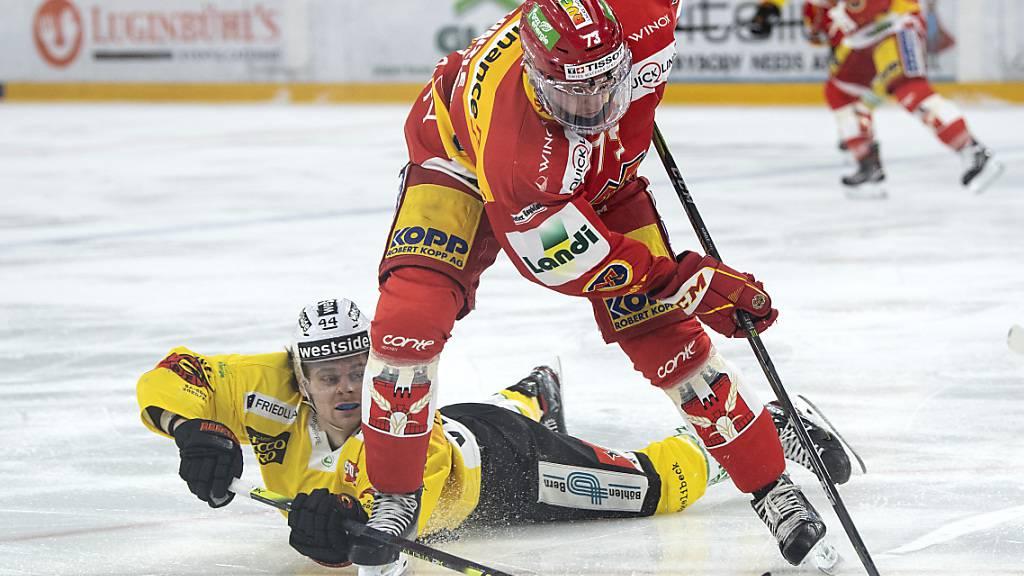 SC Bern verliert auch im Berner Derby