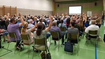 61 Ja zu 81 Nein: Densbüren steigt aus dem Fusionsprojekt aus