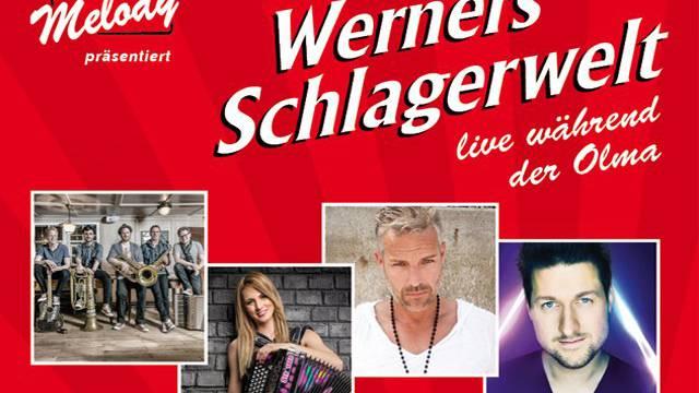 Werners Schlagerwelt live an der OLMA