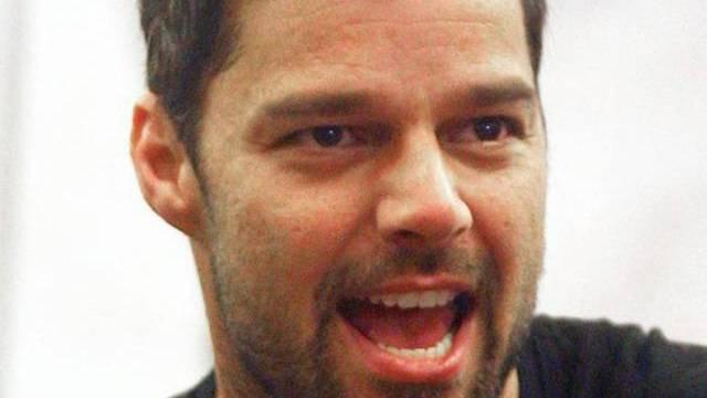 Ricky Martin war nicht nur den Männern zugetan