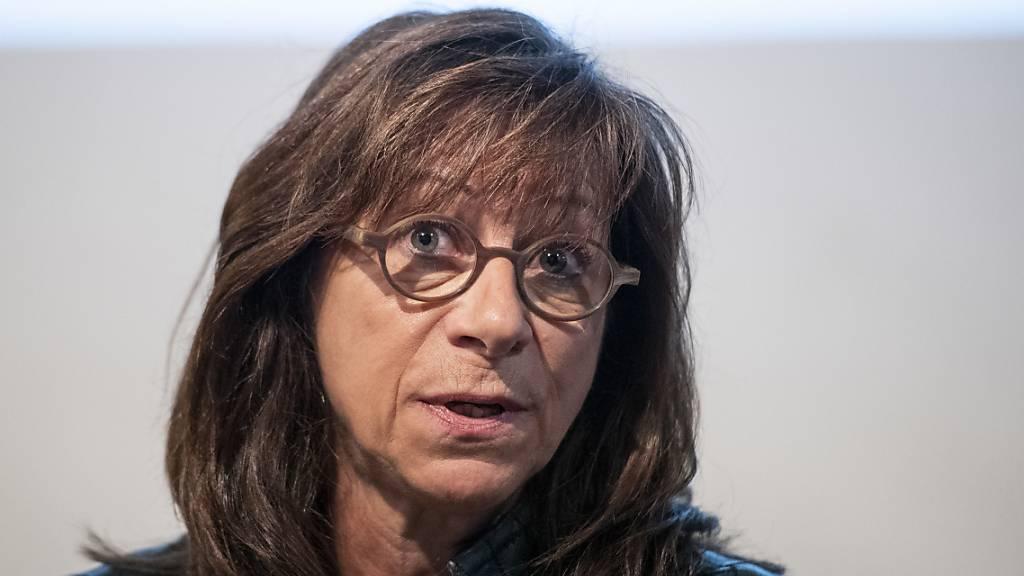 Regierungsrätin Heidi Hanselmann kündigt Rücktritt an