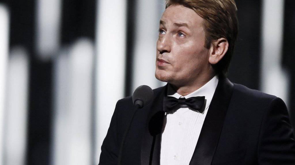 Der französische Schauspieler Benoit Magimel wird nach einem Autounfall wegen Körperverletzung und Fahrerflucht angeklagt (Archiv)