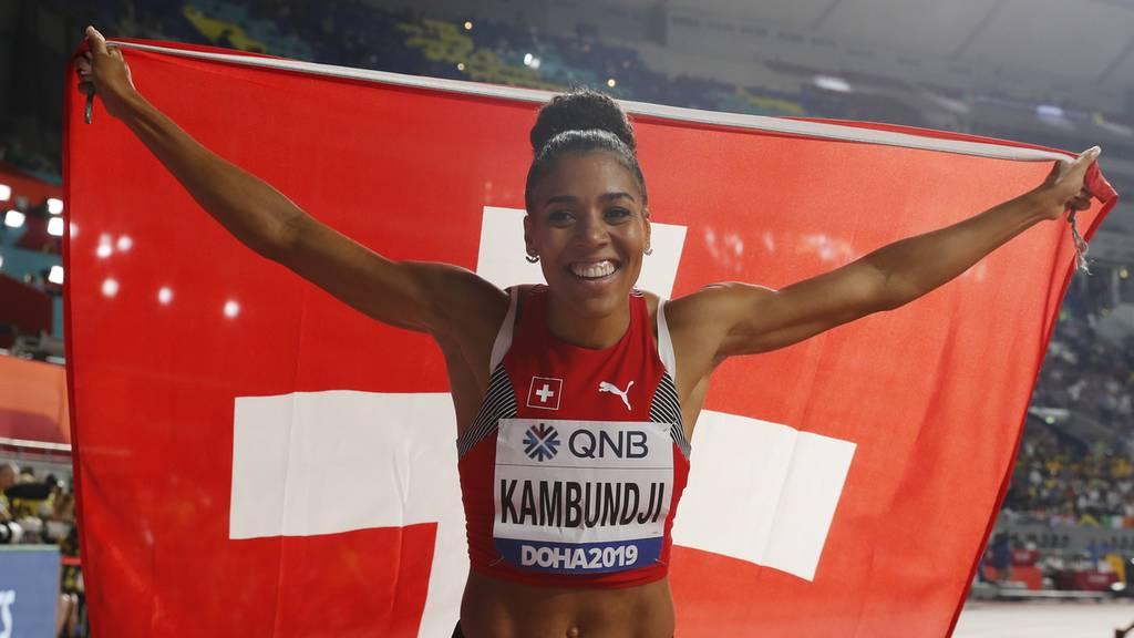 Kambundji holt WM-Bronze über 200 Meter