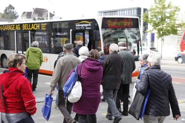 sicher unterwegs im öffentlichen Verkehr