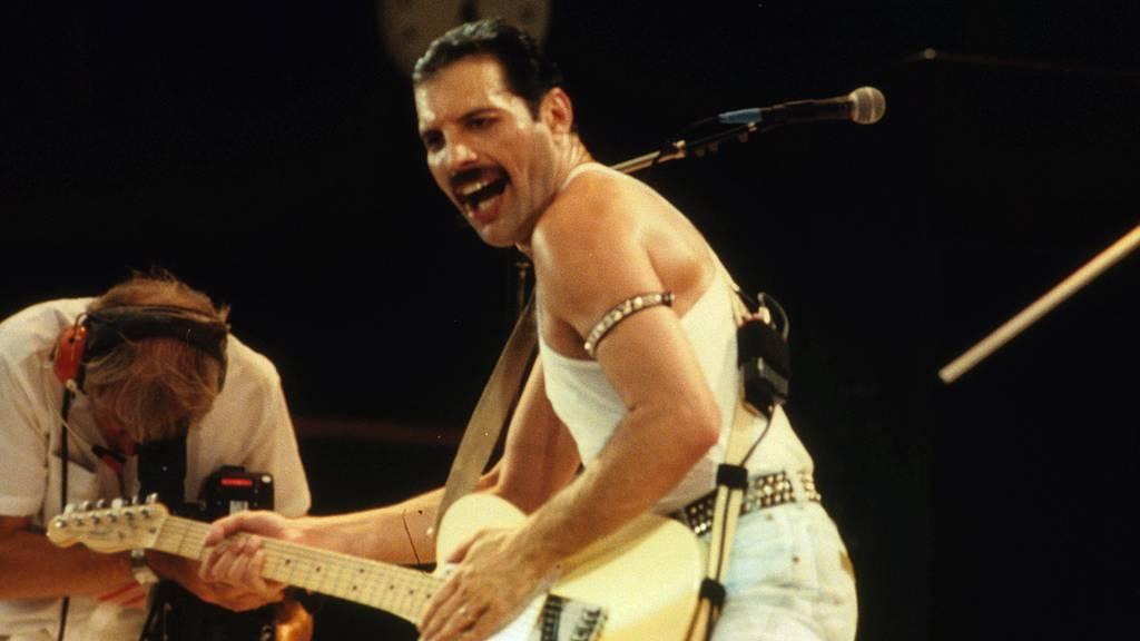 Queens «Live Aid»-Auftritt ist beliebtestes Konzert
