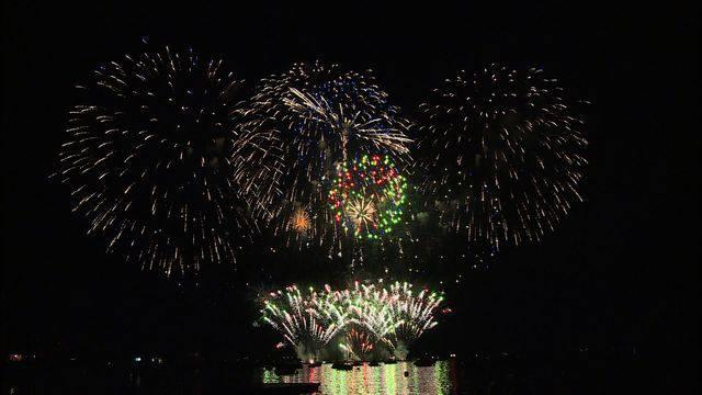 Feuerwerk in Bern mehrheitlich erlaubt