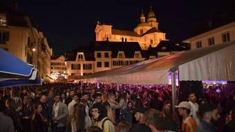 Märetfescht Solothurn 2018