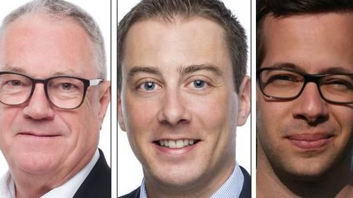 Matthias Bernhard (67) tritt als FDP-Parteipräsident zurück. Oliver Steger und Tobi Auer werden das das Interims-Co-Vize-Präsidium bilden.