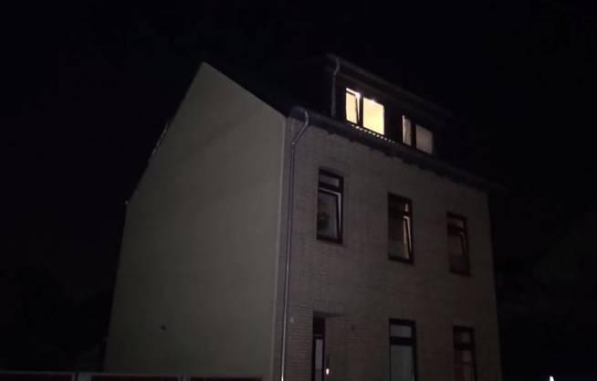 Aus diesem Haus in Düsseldorf (D) wurde der 12-Jährige in der Samstagnacht (25.Juni 2016) befreit.