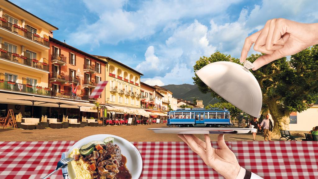 Ticino-Tram