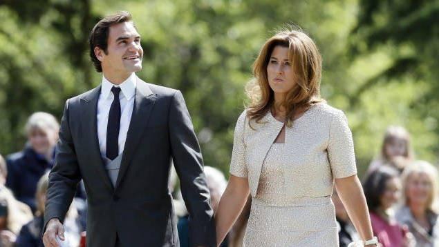 Bald werden Roger Federer und seine Frau Mirka an der Promenade des Zürichsees entlang flanieren.