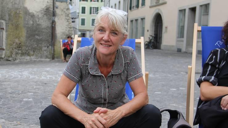 Priska Praxmarer, 55, aus Däniken