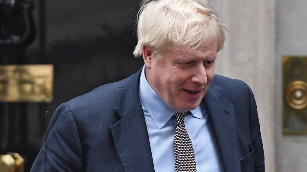 Der britische Premierminister Boris Johnson wirft dem Parlament vor, das Land in Geiselhaft zu halten. Das Parlament habe noch nie gesagt, was es wolle, sondern nur, was es nicht wolle. (Archivbild)