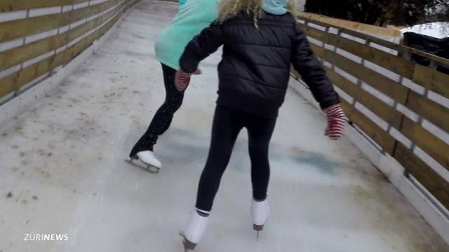 Schulausflug-Unfall auf Eisbahn