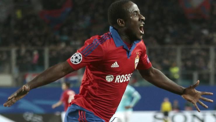 Seydou Doumbia geht ab sofort für Newcastle auf Torjagd.