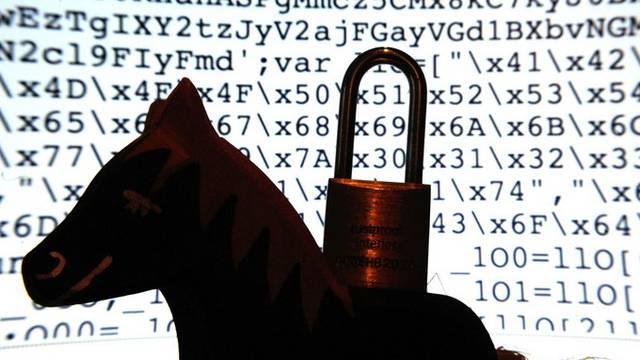 """Symbolbild für ein Trojanerprogramm: Die genauen Ziele des """"Mahdi""""-Trojaners wurden nicht genannt (Symbolbild)"""