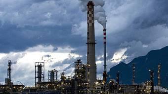 Rohölpreis stark gesunken