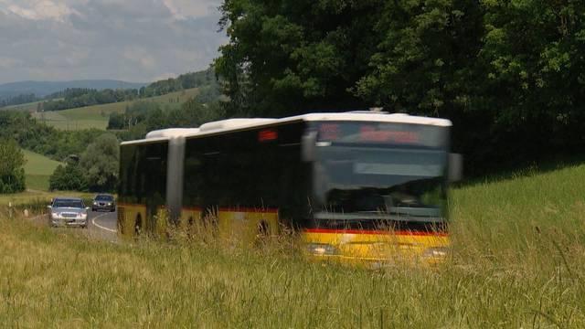 Postauto-Skandal: Aargau erhält Geld zurück