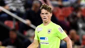 Marco Thaler ist für Super-League-Vereine ein interessanter Spieler.