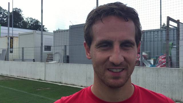 FCA-Captain Sandro Burki über Cup-Sechzehntelfinal-Gegner FC Breitenrain