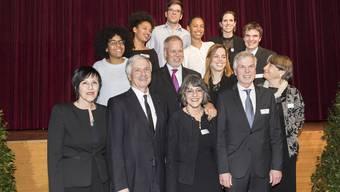 Bernhard Scholl wird zum Grossratspräsidenten gewählt